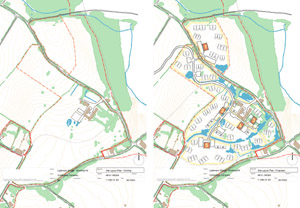 lightmoor - site plans