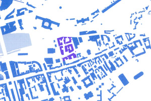 new street plan - figure ground